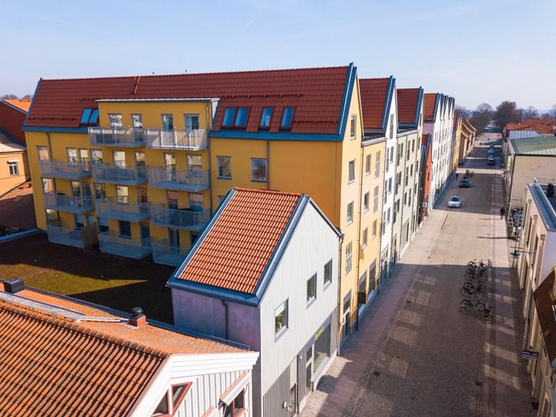 Ledig lägenhet i Kalmar