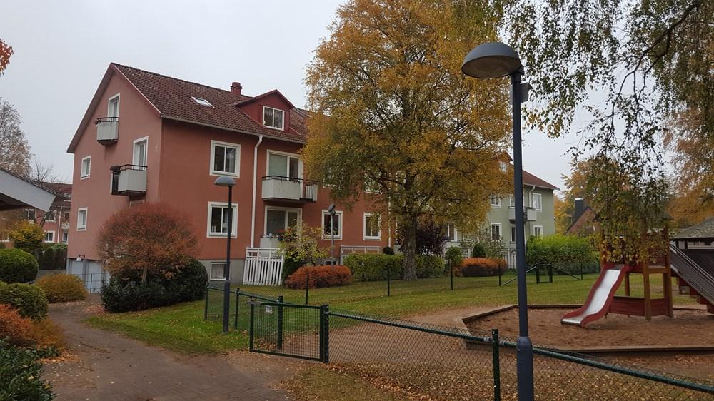 Ledig lägenhet i Värnamo