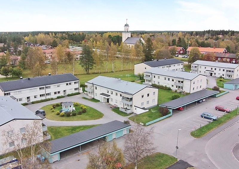 Ledig lägenhet i Umeå