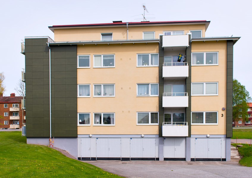Ledig lägenhet i Askersund