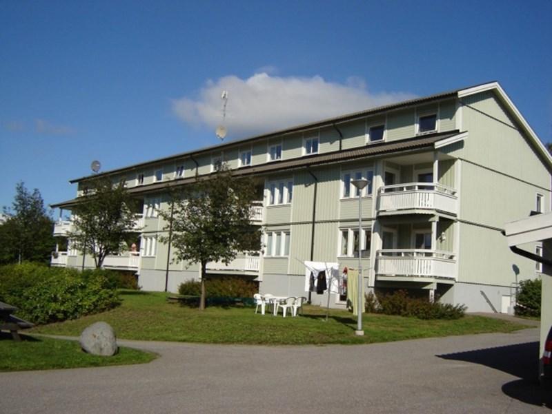 Ledig lägenhet i Härnösand
